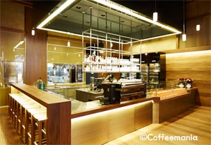 Coffeemania Opens its Doors in Bryant Park, Cole Schotz Instrumental in Lease.